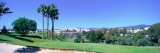 Golf Course  Marbella  Andalucia
