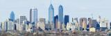 Skyscrapers in Philadelphia  Pennsylvania