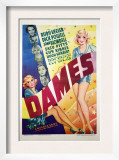 Dames  Ruby Keeler  Dick Powell  Joan Blondell  Zasu Pitts  Guy Kibbee  Hugh Herbert  1934