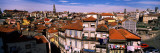 High Angle View of Buildings in a City  Porto  Portugal