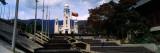 Facade of a Cemetery  National Pantheon of Venezuela  Caracas  Venezuela