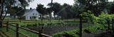 Garden in Front of a House  Kingsley Plantation  Fort George Island