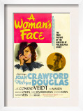 A Woman's Face  Joan Crawford  Melvyn Douglas  1941