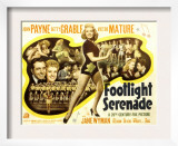 Footlight Serenade  John Payne  Betty Grable  Victor Mature  1942
