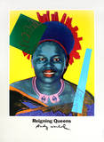 Queen Ntombi Twala Of Swaziland from Reigning Queens