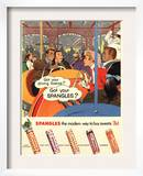 Spangles  Sweets  UK  1950