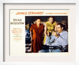Rear Window  Thelma Ritter  Grace Kelly  James Stewart  1954