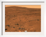 Partial Seminole Panorama of Mars