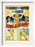 Song of the Islands  Victor Mature  Betty Grable  Jack Oakie  1942