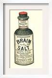 Brain Salt Headaches Humour Medicine  UK  1890
