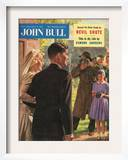 John Bull  Wedding Magazine  UK  1950