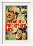 The League of Frightened Men  Walter Connolly  1937