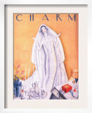 Marriages Brides Charm Magazine  USA  1930