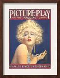 Picture Play  Portraits Magazine  USA  1924