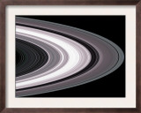 Small Particles in Saturn'S Rings