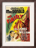 The Firefly  Allan Jones  Jeanette Macdonald  1937