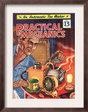 Practical Mechanics  DIY Breakfast Kettles Tea Makers Magazine  UK  1950
