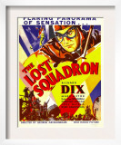 The Lost Squadron  Richard Dix on Window Card  1932