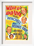 Wake Up and Live  Ben Bernie  Patsy Kelly  1937