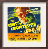 The Ghost of Frankenstein  1942