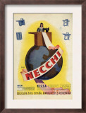 Necchi  Magazine Advertisement  Spain  1942