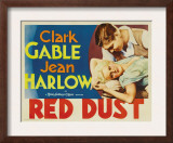 Red Dust  Jean Harlow  Clark Gable  1932