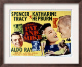 Pat and Mike  Aldo Ray  Katharine Hepburn  Spencer Tracy  1952