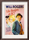 Life Begins at Forty  Will Rogers  1935