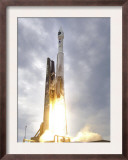 United Launch Alliance Atlas V Rocket Lifts Off