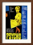 Psycho  Anthony Perkins  Janet Leigh  John Gavin  1960