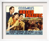 Union Pacific  Joel Mccrea  Barbara Stanwyck  Robert Preston  1939