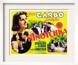 Ninotchka  Greta Garbo  Felix Bressart  Greta Garbo  Sig Rumann  1939