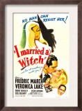 I Married a Witch  Fredric March  Veronica Lake  Robert Benchley  1942