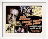 Count Three and Pray  Van Heflin  Joanne Woodward  1955