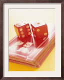 Red Dice and Cards