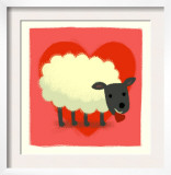 Sheep with Heart