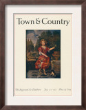 Town &amp; Country  July 10th  1915