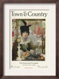 Town & Country  October 10th  1921