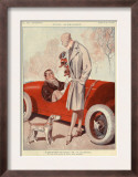 La Vie Parisienne  Magazine Advertisement  France  1920