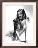 Portrait of Veronica Lake