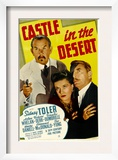 Castle in the Desert  Sidney Toler  Arleen Whelan  Douglass Dumbrille  1942