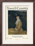 Town &amp; Country  October 1st  1919