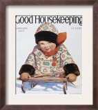 Good Housekeeping  February  1930