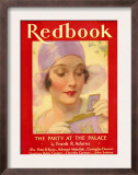 Redbook  July 1930