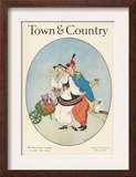 Town &amp; Country  October 1st  1915