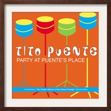 Tito Puente  Party at Puente's Place