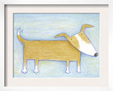 Hopeful Doggie - Crayon Critter I