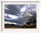 Hobby-Eberly Telescope Observatory Dome at Mcdonald Observatory