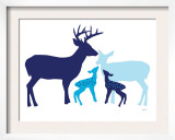 Blue Deer
