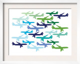Airplane Pattern
